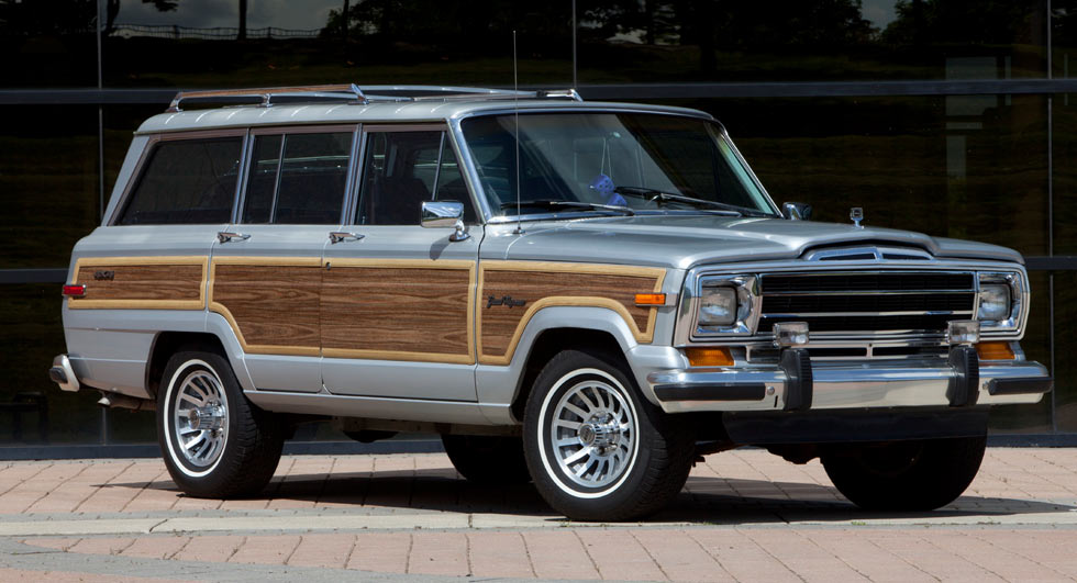 Jeep Grand Wagoneer >> After Five Years Of Waiting The Jeep Grand Wagoneer Will Finally