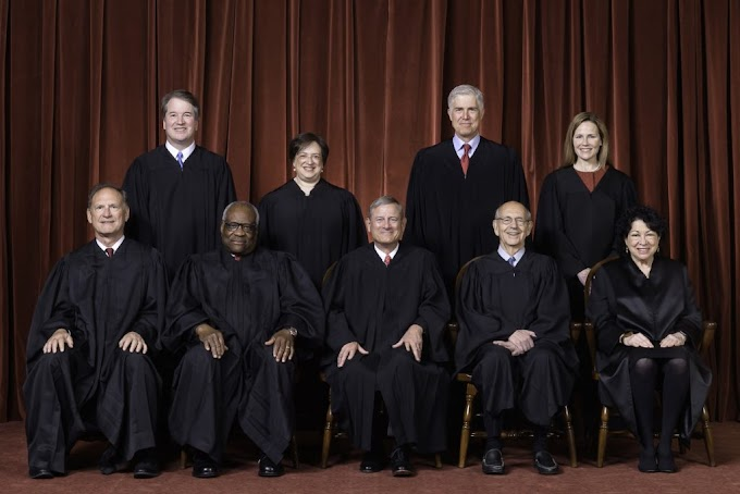 Senators Ask for Supreme Courts' 10-Year Travel Records As Election Audits Heat Up