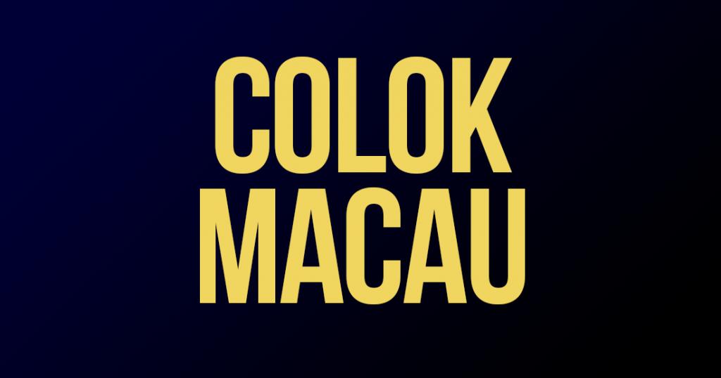 Memahami Permainan Colok Macau dan Penjelasannya