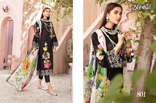 Noor Textile Mina Cotton Pakistani Dress Material