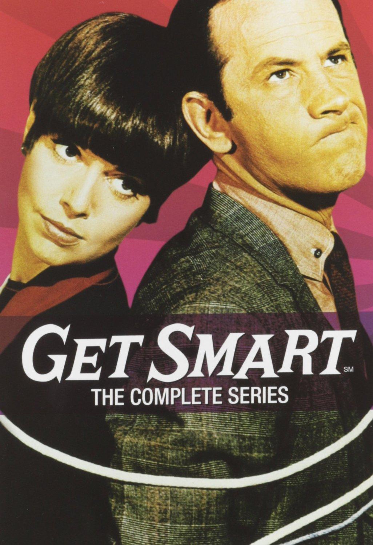 Get Smart (El Superagente 86) Serie Completa Dual Latino/Ingles