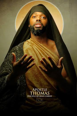 apostle thomas bible stories