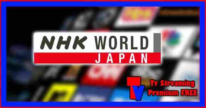 Live Streaming TV - NHK World Japan