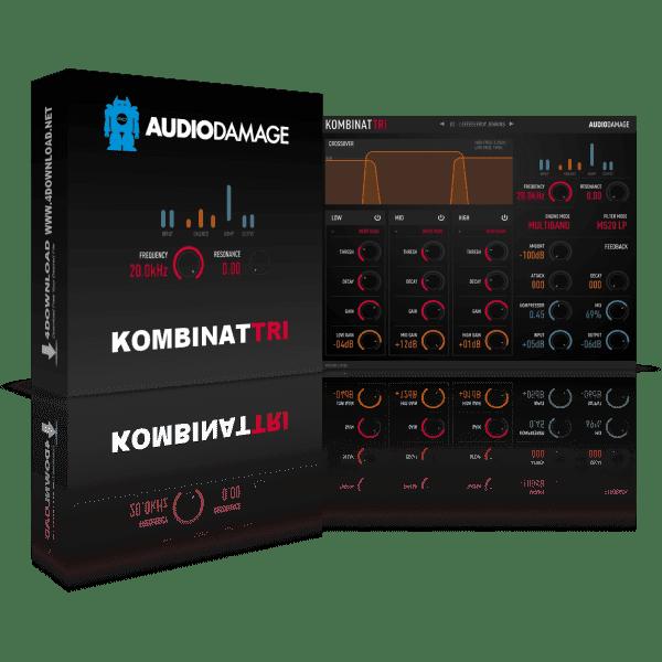 AD037 Kombinat Tri v3.0.6 Full version