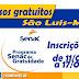 Cursos gratuitos no SENAC São Luis