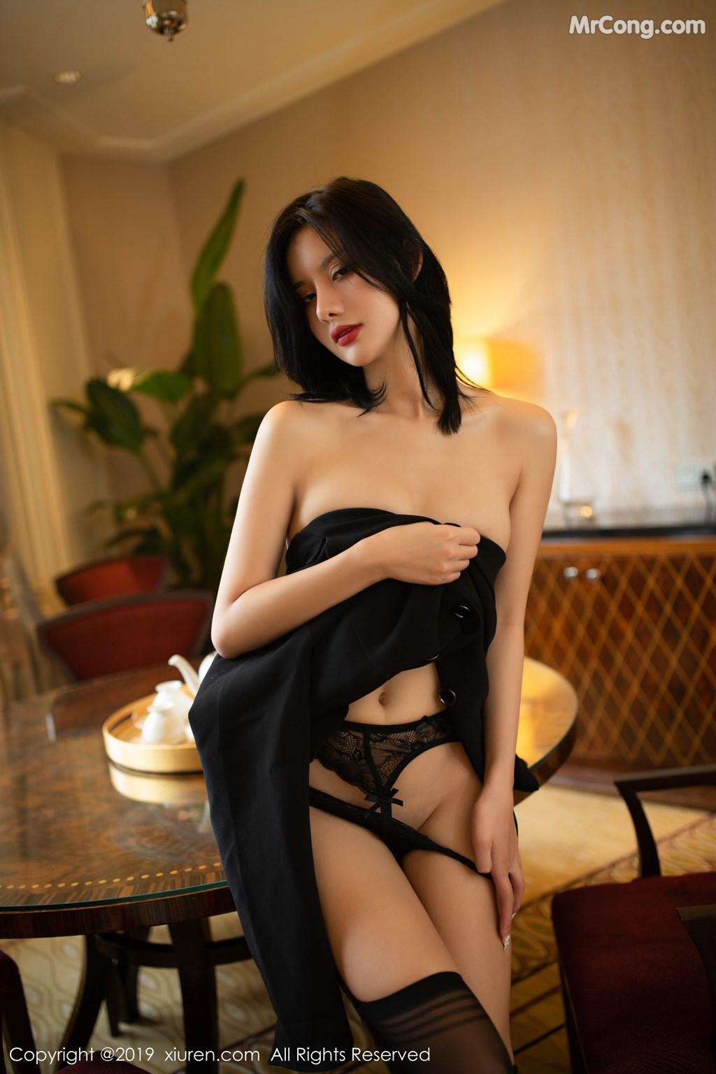 Image XIUREN-No.1640-Jiu-Shi-A-Zhu-A-MrCong.com-068 in post XIUREN No.1640: Jiu Shi A Zhu A (就是阿朱啊) (85 ảnh)