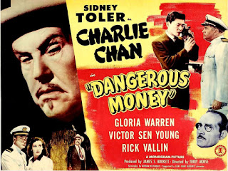 Película Charlie Chan - Dangerous Money Online