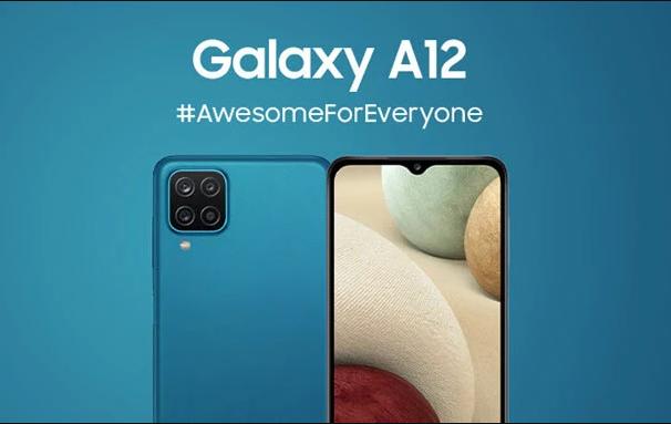 مواصفات هاتف Samsung Galaxy A12 مع المميزات والعيوب