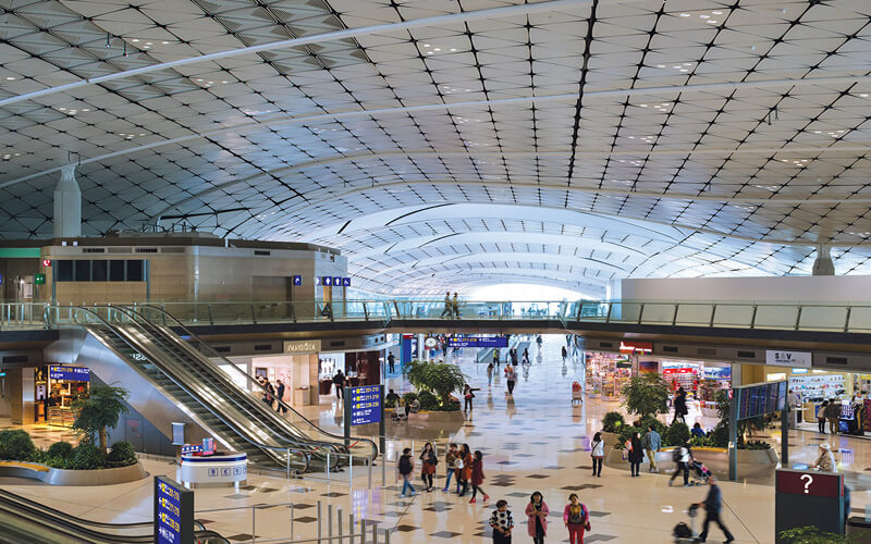 List of Top 10 Largest Airports