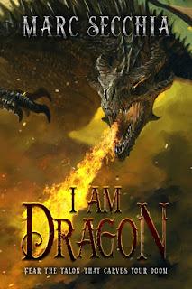 I am Dragon - Book cover