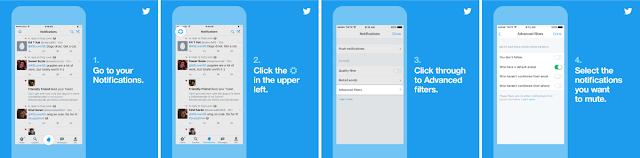 تويتر تطلق خدمة جديدة من أجل ضمان راحة المستخدم !