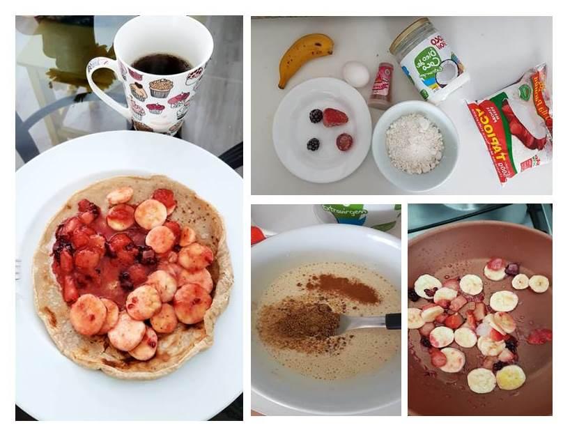 receita café da manhã