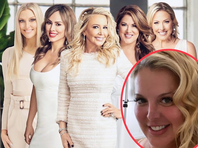 RHOC Newbie Elizabeth Lyn Vargas Is Reportedly 'Struggling' To Get Along With Her Co-Stars!