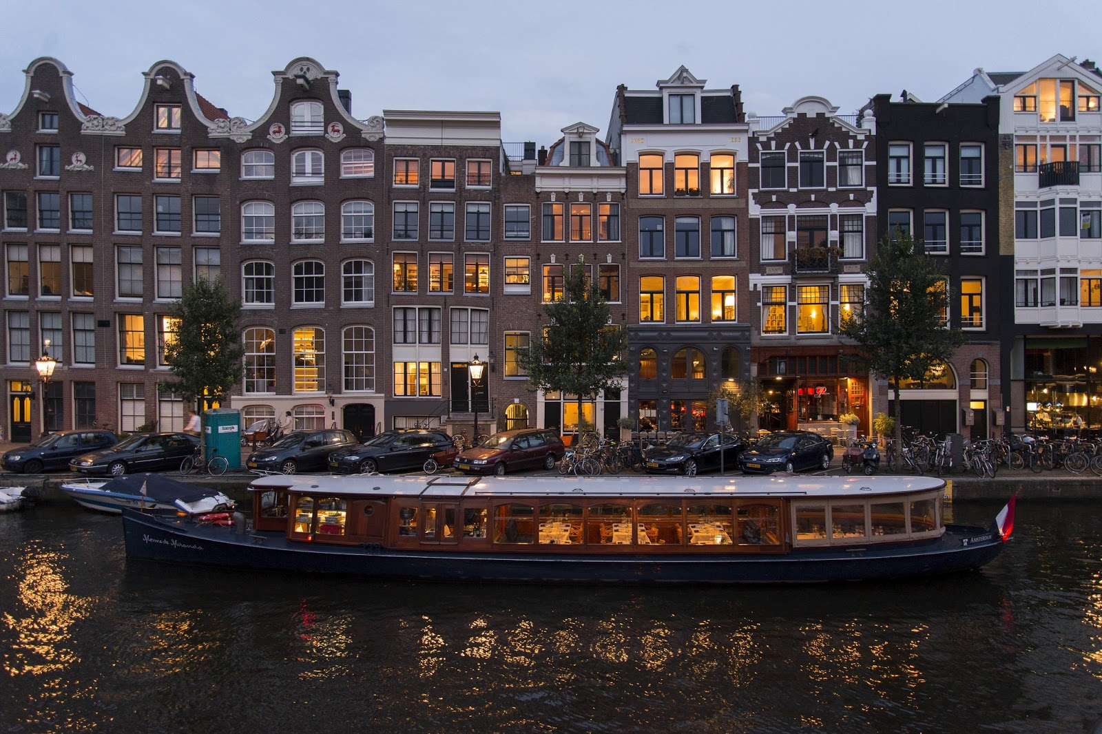 Amsterdam Known as the Venice of North