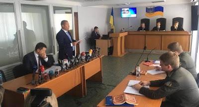 В суде начато рассмотрение по существу дела о госизмене Януковича