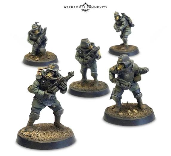 ingenieros de combate krieg
