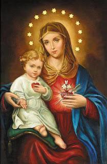 Virtudes teologais de Maria, Amor ao próximo