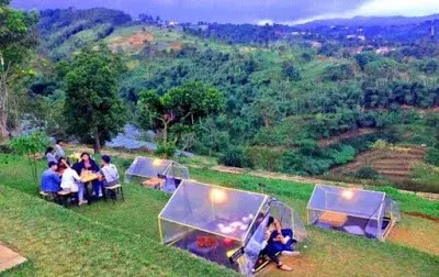 Coffee Lereng Anteng Panoramic Bandung