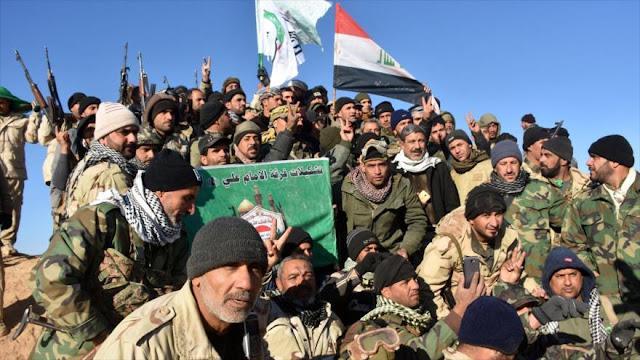 Estados Unidos congratula el fin de Daesh en Irak