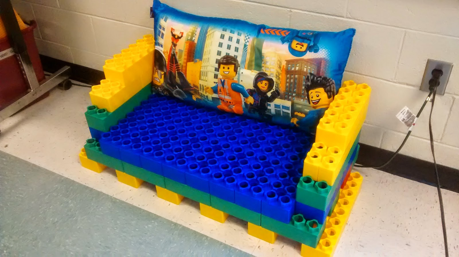 Groovy Class: Lego-themed Classroom: Everything is Awesome!
