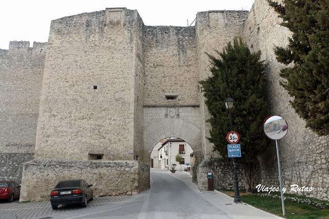 Puerta de San Martín de Cuéllar