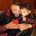 Asahd Khaled, filho de 1 ano do DJ Khaled, assina contrato com a Jordan