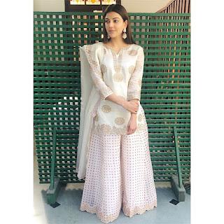 Actress Kajal Aggarwal Latest Stills Gallery