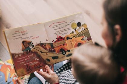 Tips Agar Anak Senang Membaca