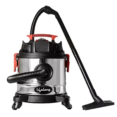 Lifelong Aspire Pro 1000W Multi-Function Wet and Dry Vacuum Cleaner   Best Wet and Dry Vacuum Cleaner for Home in India   Wet And Dry Vacuum Cleaner Reviews