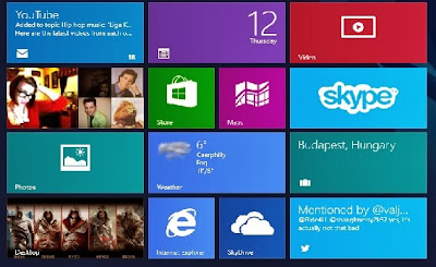 Best way for tiles on Windows 8.1 positioning