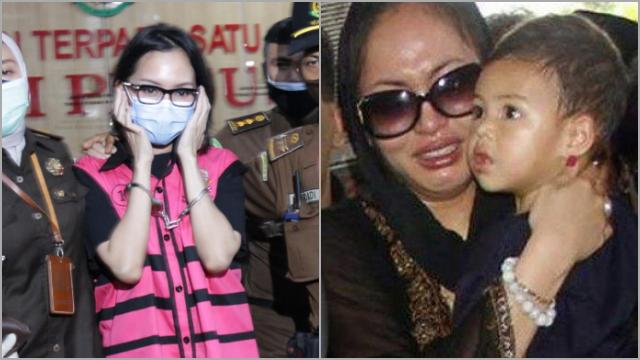 'Punya Balita' Jadi Alasan Hakim Pangkas Vonis Pinangki, Netizen Ungkit Kasus Angelina Sondakh