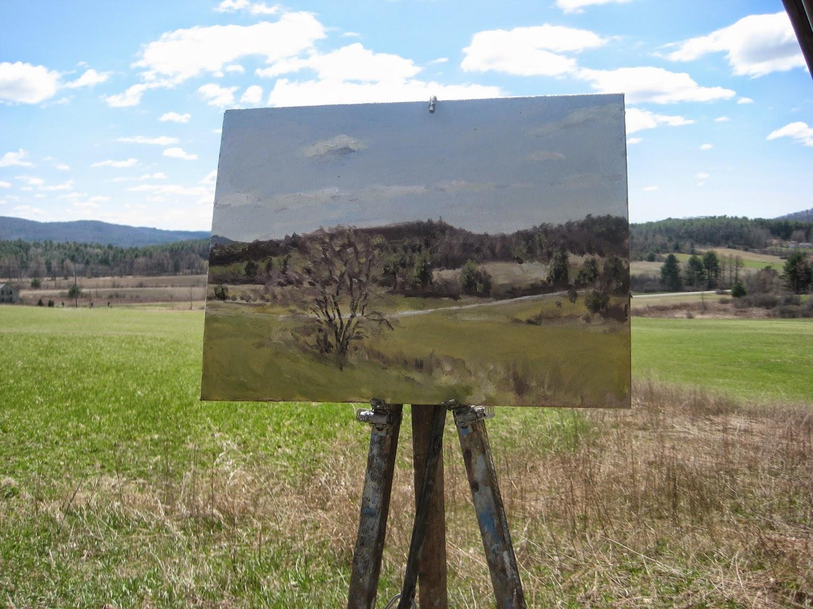 Matt Chinian Painting Blog: April 2014