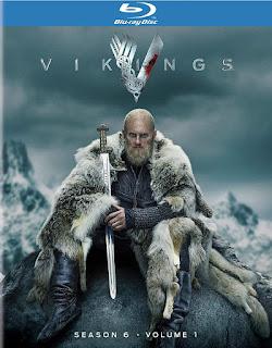 Vikingos – Temporada 6 Volumen 1 [3xBD25] *Con Audio Latino *Bluray Exclusivo