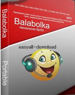 Balabolka 2.11.0.616 [Full License] โปรแกรมอ่านออกเสียง ฟังภาษาอังกฤษ