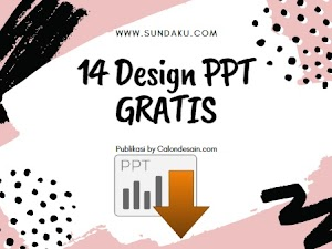 14 Design Template Power Point Gratis