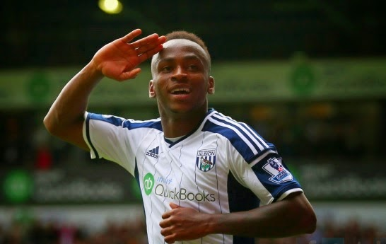 Liverpool set for £23m bid for Saido Berahino