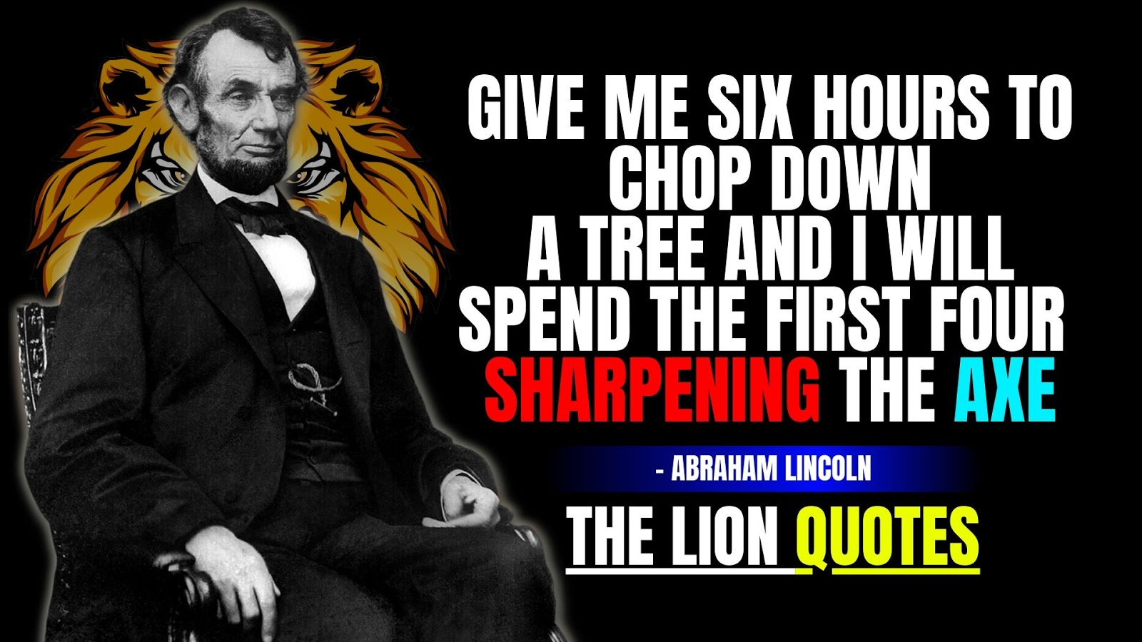 Inspiring Abraham Lincoln Quotes