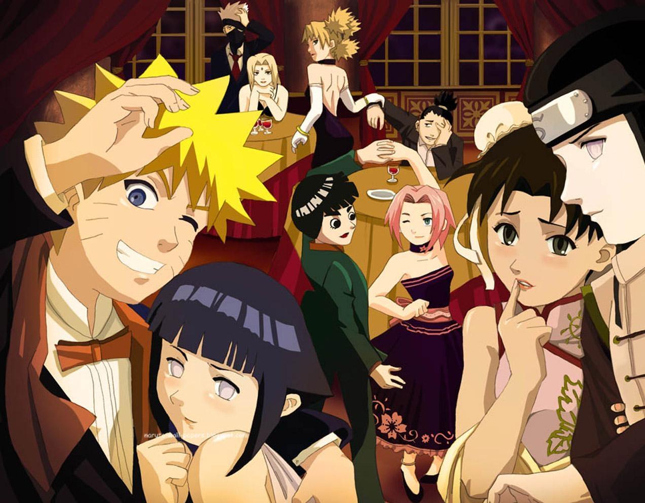 Naruto And Bleach Anime Wallpapers: Naruto Shippuden