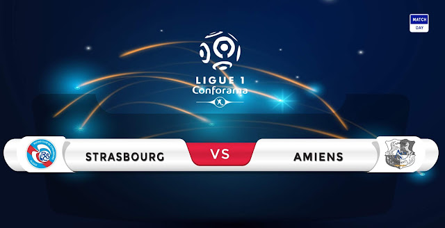 Strasbourg vs Amiens Prediction & Match Preview