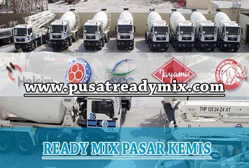 Harga Beton Ready mix Pasar Kemis