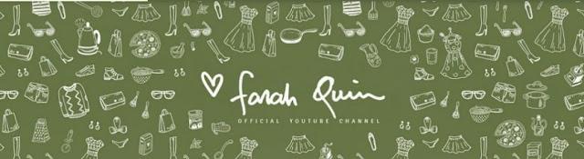 Youtube Farah Quinn