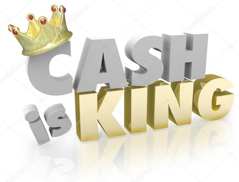 Cash Is King Era Baru