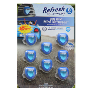 Nước hoa cài điều hòa xe ô tô Refresh your Car Cool Breeze Xách Tay Mỹ