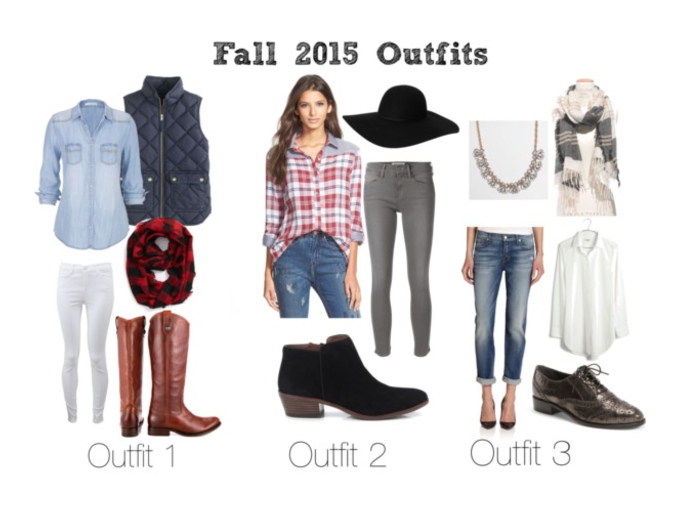 494dadc6fc Outfit Ideas for Fall 2015 - Fall Fashion - Petite Haus