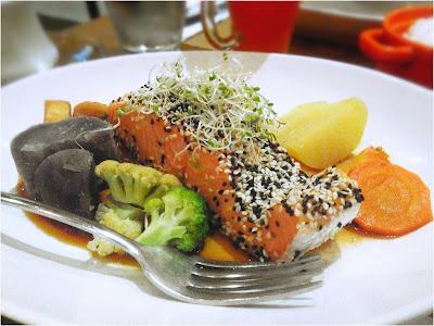 Salmon Pappillote