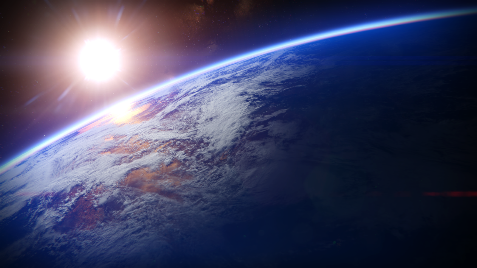 Wallpapers of the 6 areas we can orbit  Destiny wallpaper
