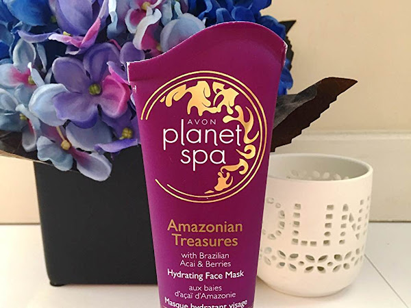 Planet Spa Amazonian Treasures Face Mask