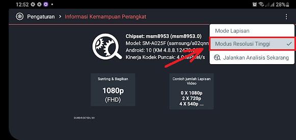 Cara Menampilkan Resolusi 1080p dan 60fps