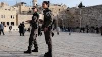 Wah, Ada Perwira Berjilbab di Kepolisian Zionis Israel, Siapa Dia?