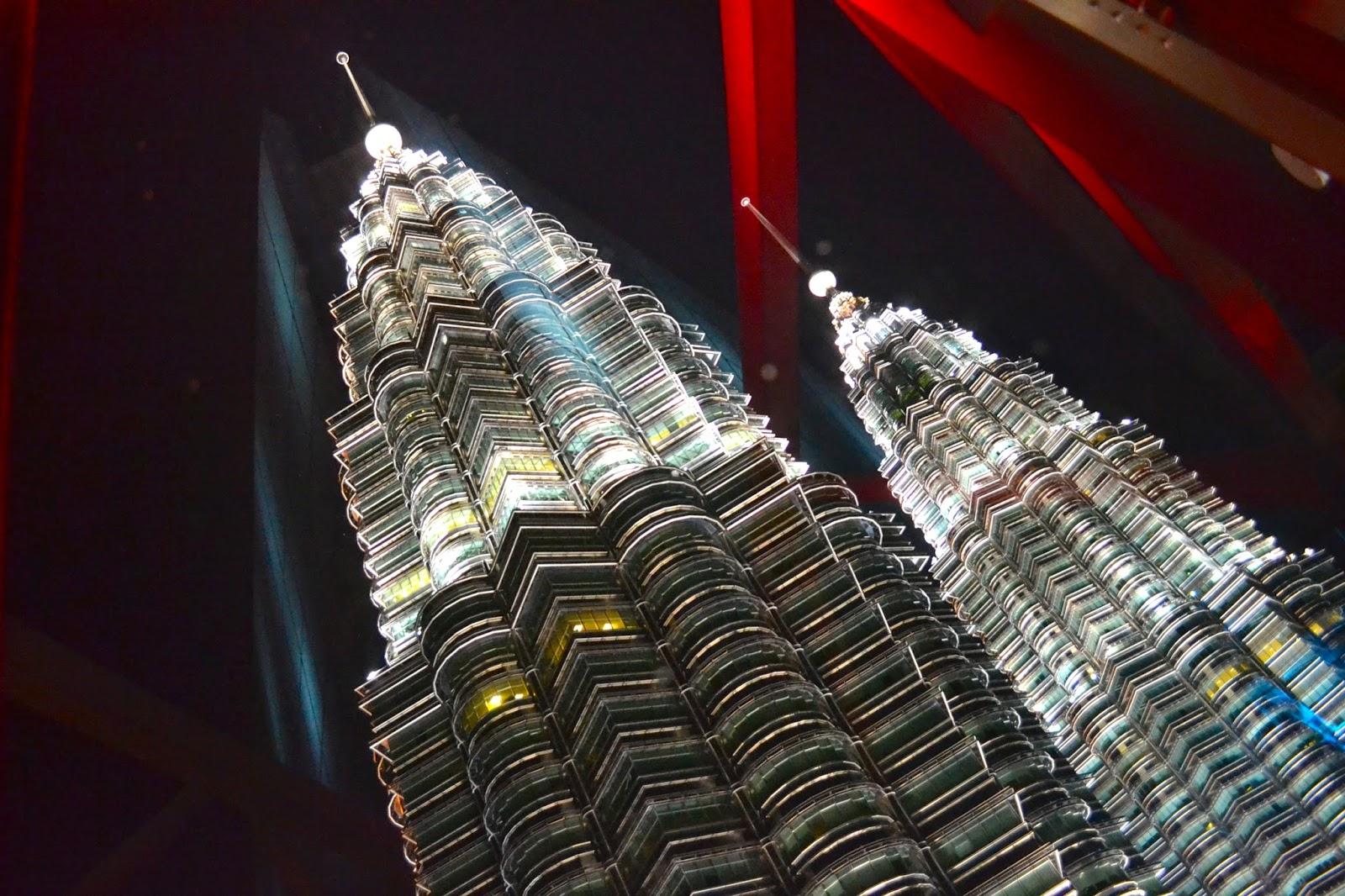 Marini's 57 lounge bar Kuala Lumpur Torres Petronas